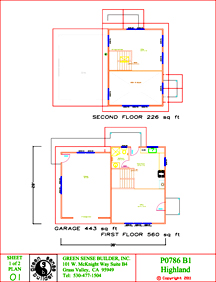 Sip structural insulated panels green sense builder for Sip floor plans